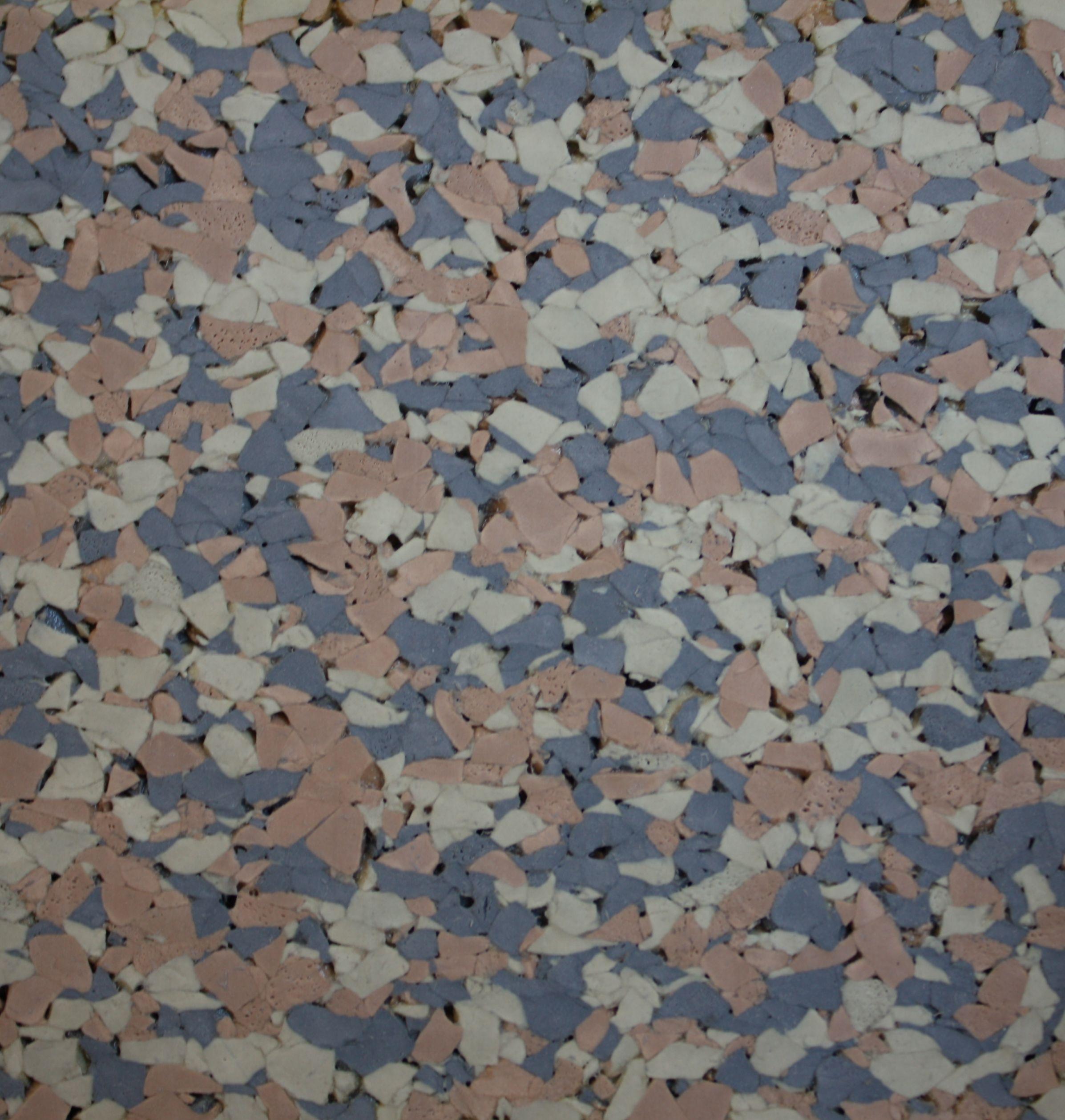 Impact Rubber Flooring 4mm Meadee Flooring