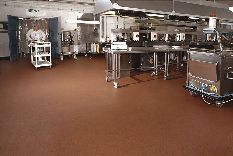 Polysafe Ultima Heavy duty 2.5mm safety flooring