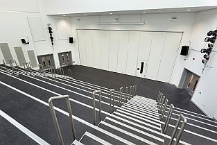 Altro XpressLay No Glue Required Safety Flooring