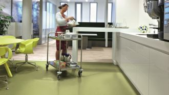 Forbo Surestep Original Safety Flooring