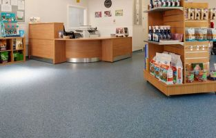 Polysafe Mosaic Safety Flooring
