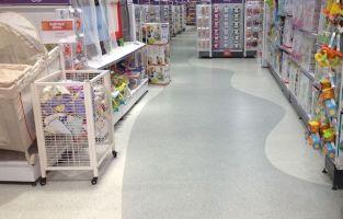 Polysafe Astral PUR Safety Flooring