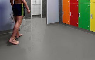 Polysafe Quattro PUR Safety Flooring