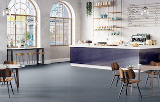 Polysafe QuickLay PUR Safety Flooring