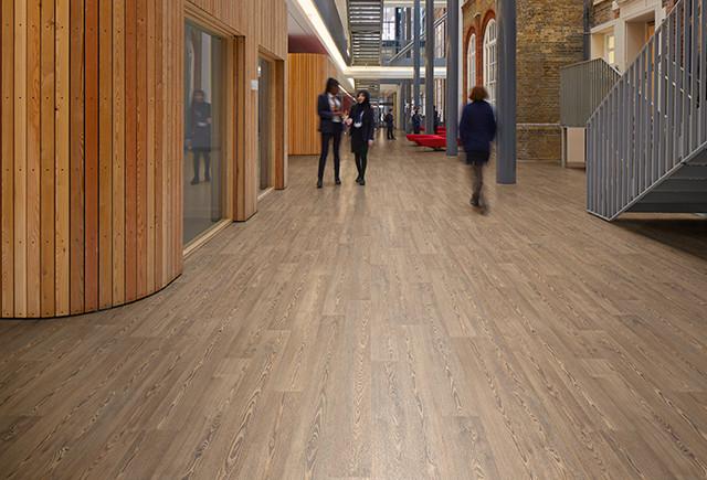 Polysafe Woodsafe FX Safety Flooring