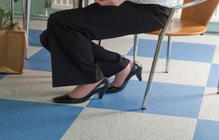 Tarkett Safetred Spectrum Tiles Safety Flooring