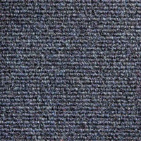 Fibre bonded carpet / Blue moon