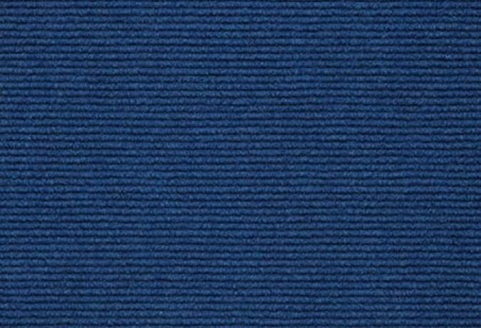 Burmatex Academy Carpet Tile Strathallan Blue 11881