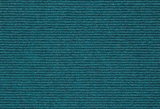 Burmatex Academy Carpet Tile Dover Teal 11881