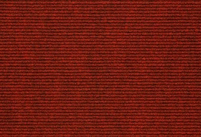 Burmatex Academy Carpet Tile Rugby Red 11851