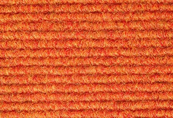 Burmatex Academy Carpet Tile Oundle Orange 11839