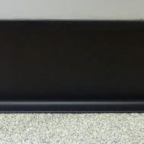 Black Sit-on Skirting -100mm / 4 Inch