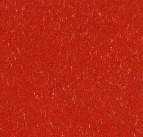 Marmoleum piano - salsa red