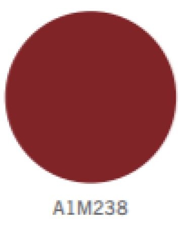 Coloured Mastic - Red A1M238