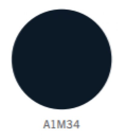 Coloured Mastic - Navy A1M34