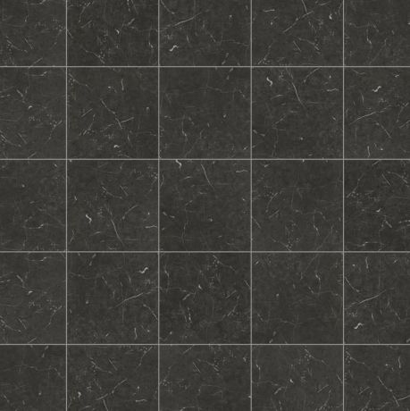 Karndean Knight Tile - Midnight Black Marble T74