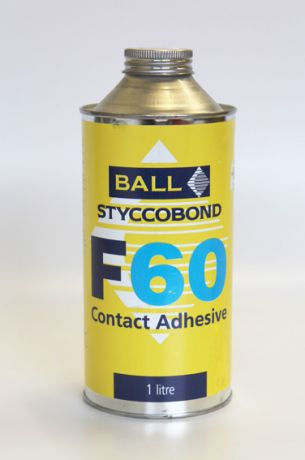 FBall - F60 1ltr Contact Adhesive