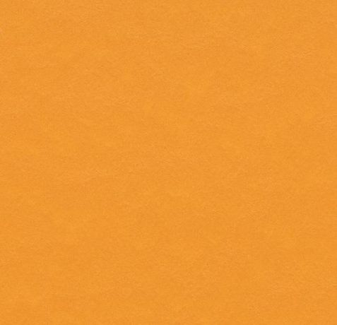MARMOLEUM TILES - PUMPKIN YELLOW