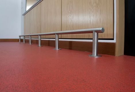 Polysafe 2.5mm safety flooring
