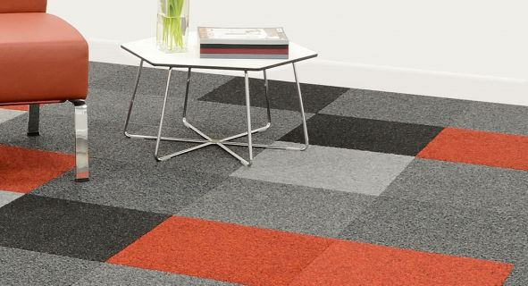 Burmatex Rialto Carpet Tiles
